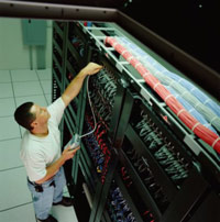 Data cabling testing and certifying